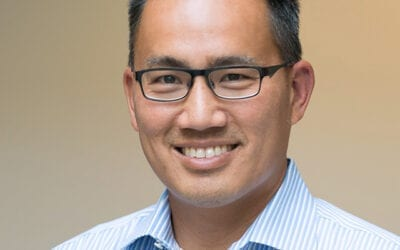 Getting Personal: Q & A with Dr. Paul Lin