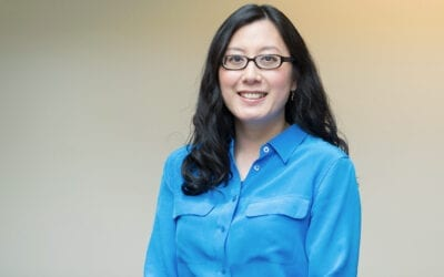 Getting Personal: Q & A with Dr. Michele Cho
