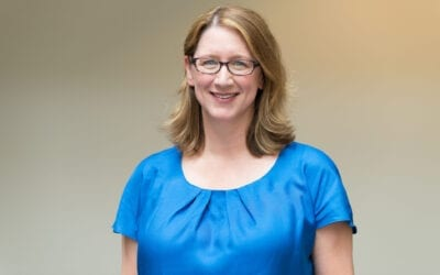 Getting Personal: Q & A with Dr. Angela Thyer