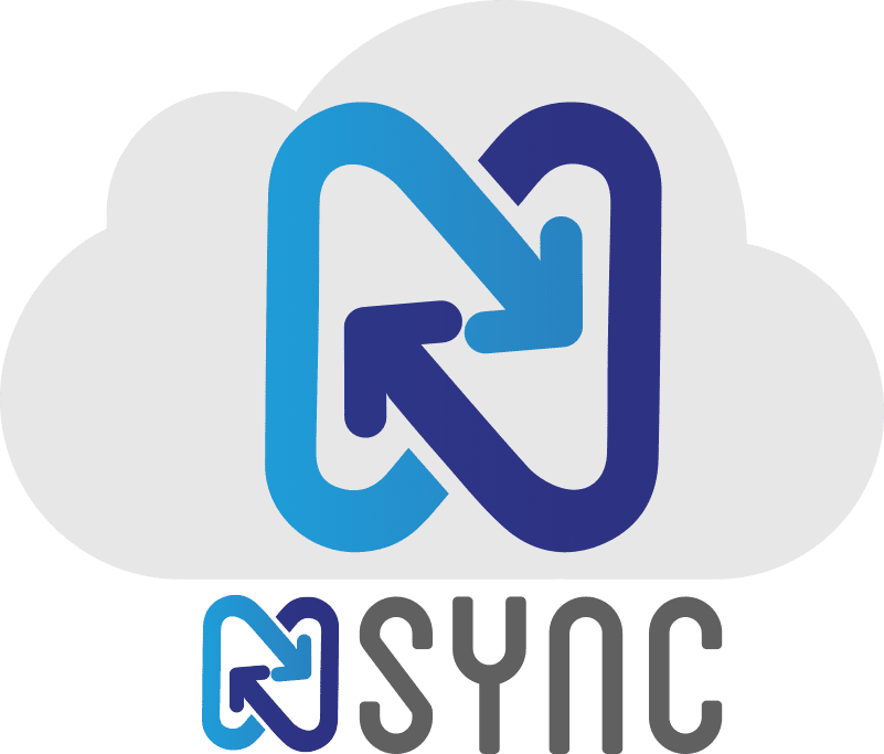 Nsync Logo : Cloud File Management